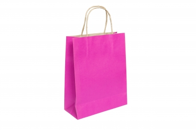 pink baber bag for shopping