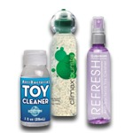 Anti-Bacterial Sex Toy Cleaners for sale
