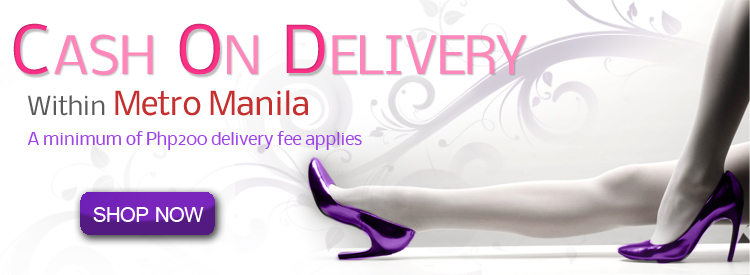 Cash on Delivery Within Metro Manila