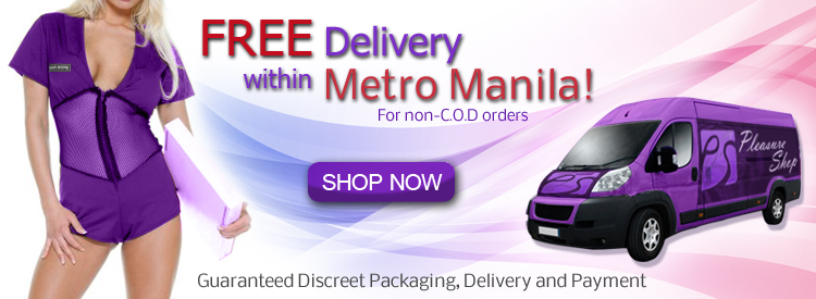 Free Delivery Within Metro Manila