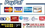 accepted payments at pleasure shop philippines