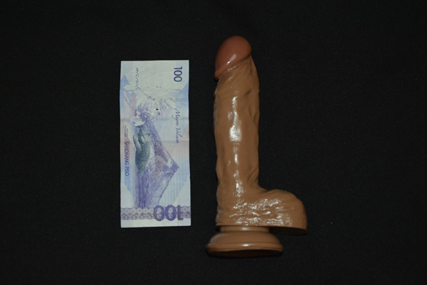 Actual Honey Dripper Dildo - for sale
