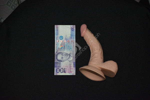 Actual Mini-Curved Dildo - for sale