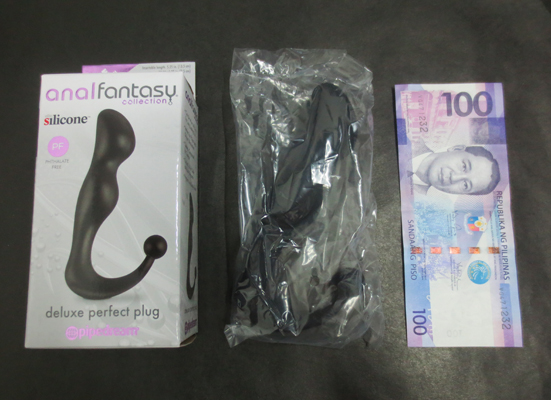 Actual Anal Fantasy Collection Deluxe Perfect Plug for sale