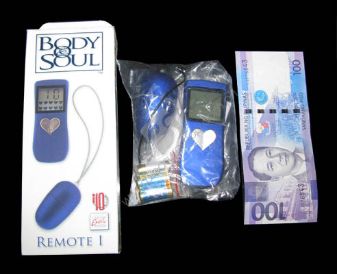 Actual Body and Soul Remote I for sale