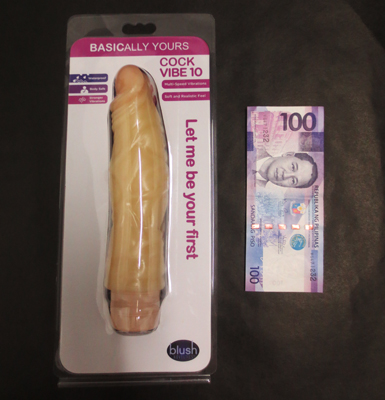 Actual Cock Vibe #10 for sale