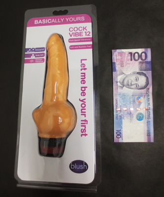 Actual Cock Vibe #12 for sale