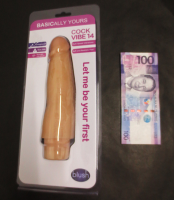 Actual Cock Vibe #14 for sale