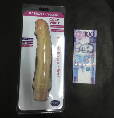Actual Cock Vibe #6 for sale