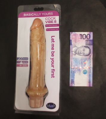 Actual Cock Vibe #8 for sale