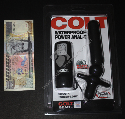 Actual COLT Waterproof Power Anal T for sale