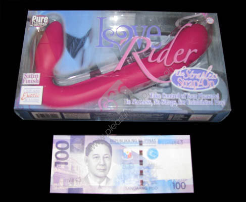 Actual Silicone Love Rider G Kiss for sale