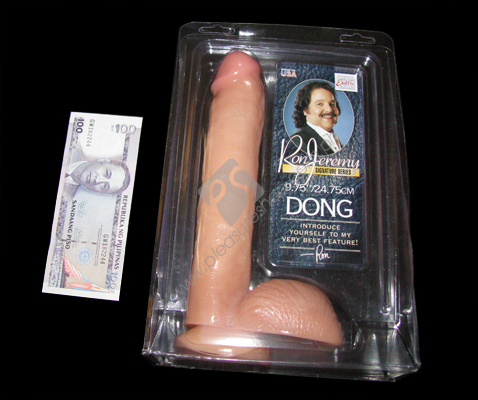 Actual Ron Jeremy Dildo for sale