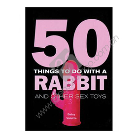 50 Thing to do With a Rabbit and other Sex Toys for sale