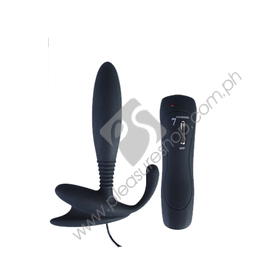 7 Mode Vibrating Anal Pleasure Prostate Stimulator - for sale