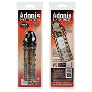 Adonis Extension - penis extension that greatly enhances the penis width and length