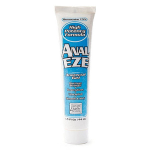 Anal Eze, designed specifically for ease of anal penetration.