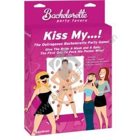 Bachelorette Party Favors Kiss My Party Game for sale