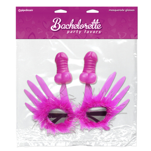Bachelorette Party Favors Masquerade Glasses for sale