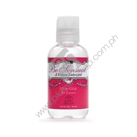 Be Sensual Deluxe Lubricant for sale