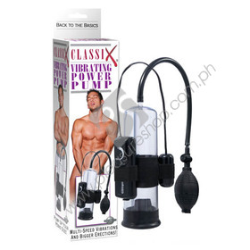 Classix Power Pump Vibrating for sale