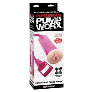 Fanta Flesh Pussy Pump Masturbator for sale