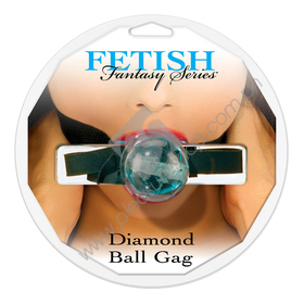 Fetish Fantasy Series Diamond Ball Gag for sale