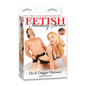Fetish Fantasy Series Do It Doggie Harness for sale
