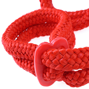 Fetish Fantasy Silk Rope Love Cuffs for sale
