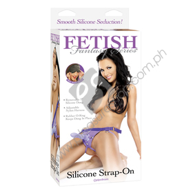 Fetish Fantasy Silicone Strap On for sale