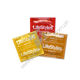 Lifestyles Flavors 3Pk for sale