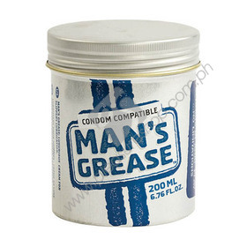 Man's Grease Waterbased Lube for sale