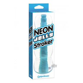 Neon Jelly Strokers for sale