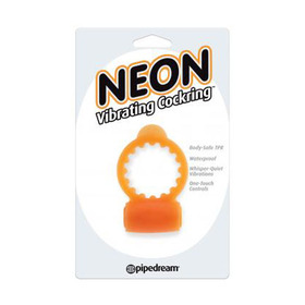 Neon Vibrating Cockring for sale