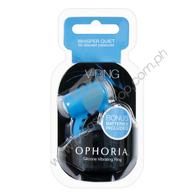Ophoria V Ring electrify the senses with x-tra intense pleasures.