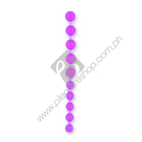 Purple Jelly Anal Beads for sale