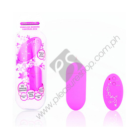 Buy Remote Control Vibrating Egg at  Pleasure Shop Philippines