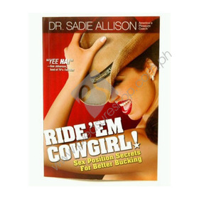 Ride Em Cowgirl Sex Postion Secrets for sale
