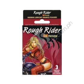 Rough Rider Hot Passion Warming 3PK for sale