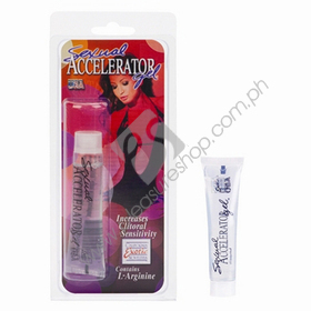 Sexual Accelerator Gel at Pleasure Shop Philippines