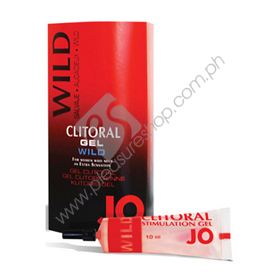 System Jo Wild Clitoral Gel for sale online