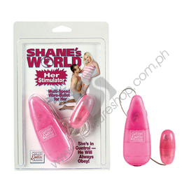 Shane's World Vibrating Bullet for Her for sale