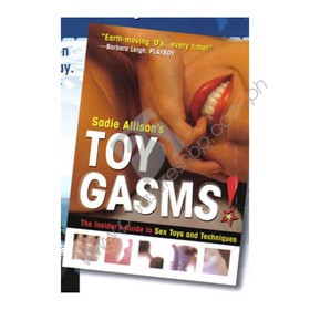Toygasms Guide to Sex Toys and Techniques for sale