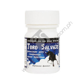 Toro Salvaje Male Stimulant 3PC Bottle for sale