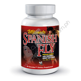 Ultimate Spanish Fly 60PC Bottle for sale
