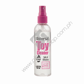 Universal Toy Cleaner With Aloe