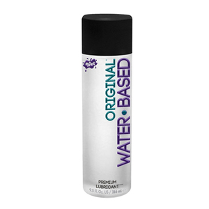 Wet Original Lubricant - water based lube
