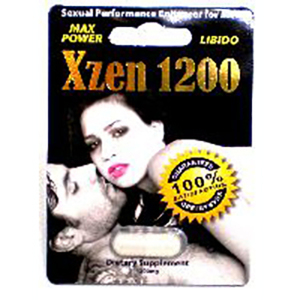 Xzen 1200 Male Enhancement 1PC for sale