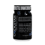 Cockstar Sexual Potency Formula 14PC Bottle for sale