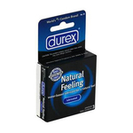 Durex Natural Feeling Lubricated 3PK for sale